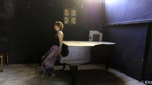 Vieux piano maroc