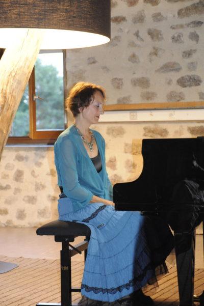 Solo piano IMPROVISATIONS