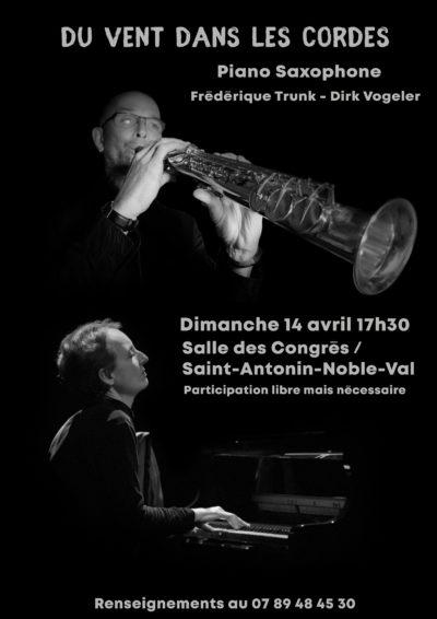 dirk frederique concert