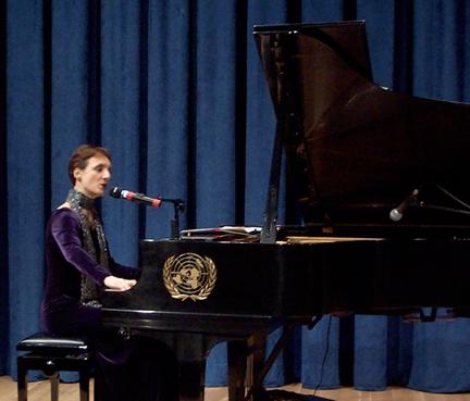 New York UN concert 2003