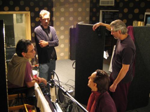 Studio CD Trio 2006